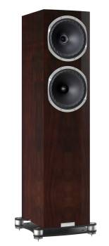 Fyne Audio F502SP Hochglanz Walnuss