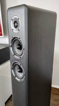 Wharfedale D330 Chassis