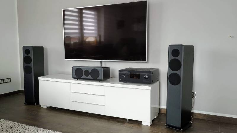 Wharfedale D300 5.1 System