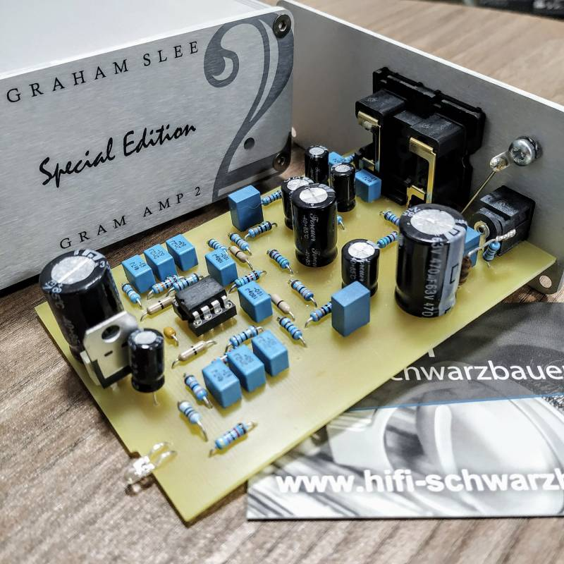 Gram Amp 2 Spezial Edition - MM Phonostufe